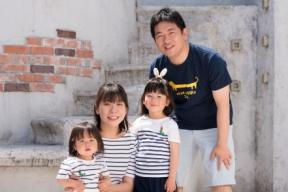 家族写真,ファミリーフォト