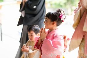 所澤神明社,所沢,七五三,ロケ,家族写真,祈祷,お参り