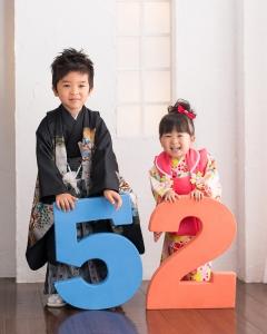 七五三衣装