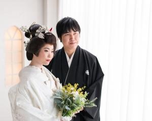 花嫁白無垢
