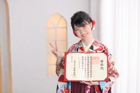 卒業袴コロナ