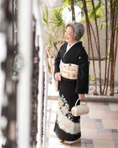 結婚式母服装