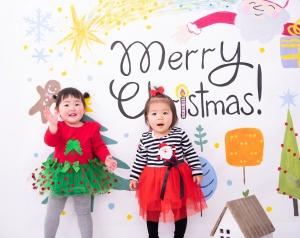 クリスマス衣裳