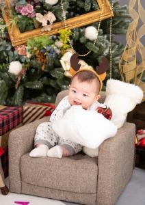 クリスマス赤ちゃん