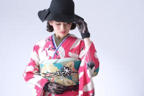 【コラム】振袖モデル撮影会!広告用写真2018春!